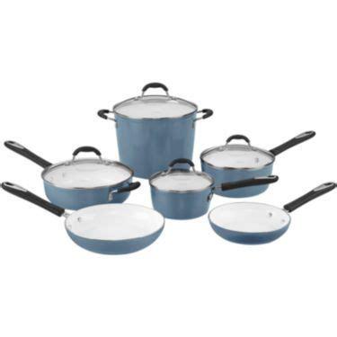 cuisinart elements  pc ceramic cookware set ceramic cookware set cookware set pots