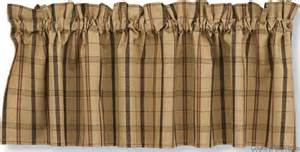 Country Kitchen Curtains Ideas by Adamstown Sand Curtain Valance