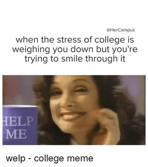 College Meme College Stress Memes Www Pixshark Images Galleries