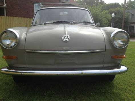 Sell Used 1966 Volkswagen Fastback Type Iii In Saint