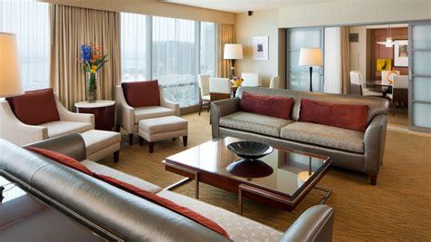 Livingroom Suites by Suites In San Diego Guest Rooms Omni San Diego Hotel