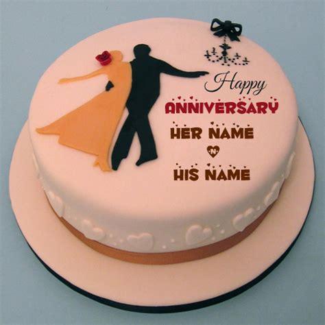 write   happy wedding couple dancing cake