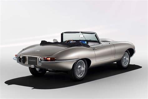 Jaguar E Type by Confirmed Jaguar Is Building The Electric E Type Zero