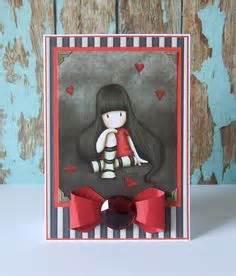 santoros gorjuss crafting images handmade
