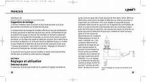 Orbit Irrigation Product Rx2 Rf Rain Sensor And Freeze