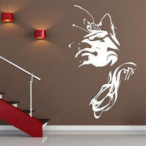 Wall decal quotes custom wall decals ideas for creating for Custom wall decal