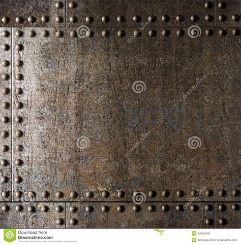 a frame cabin plans free metal armour background with rivets stock photo