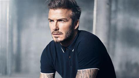 10 David Beckham Trendsetter Hairstyles