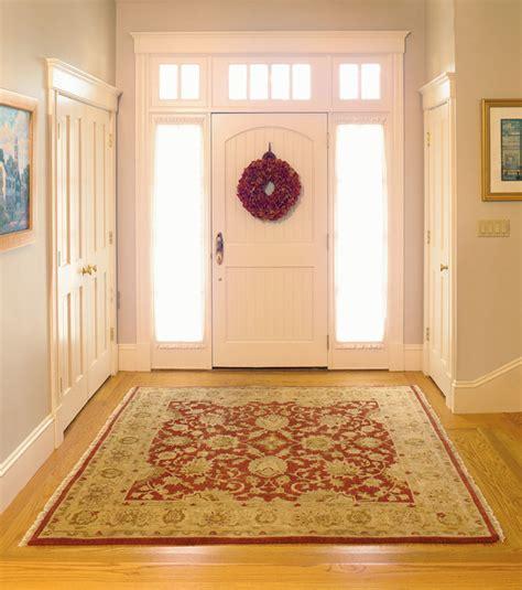 bathroom closet door ideas rug for an foyer traditional entry