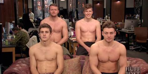 Warwick Rowers Discuss Stripping Down To Combat Homophobia