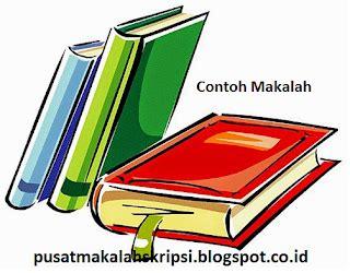 2 Contoh Sistematika Penulisan Skripsi dan Makalah lengkap ...