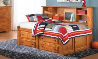 cheyenne solid pine twin captains bed haynes furniture