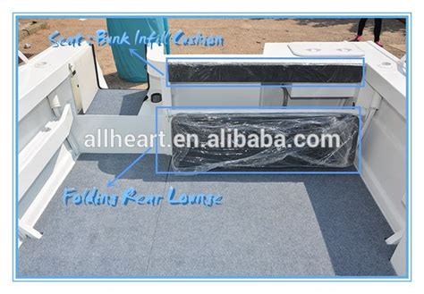 Runabout Aluminium Boat Weight by Aluminum Fishing Boat With Steering Console Alloy Sports