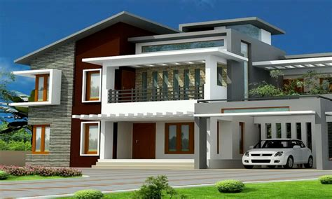 Modern Bungalow House Plans Modern Bungalow Exterior