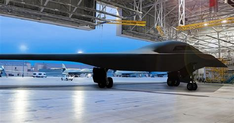 B-21 Stealth Bomber Gets Even Deadlier With New Computer ...