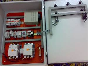 Portable Generator Transfer Switch  Design And