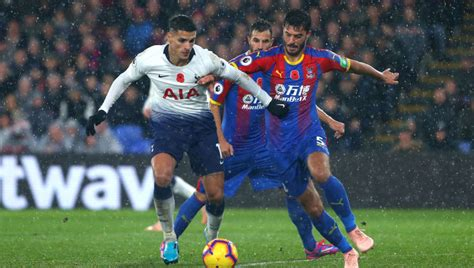 Crystal Palace vs Tottenham: Where to Watch, Live Stream ...