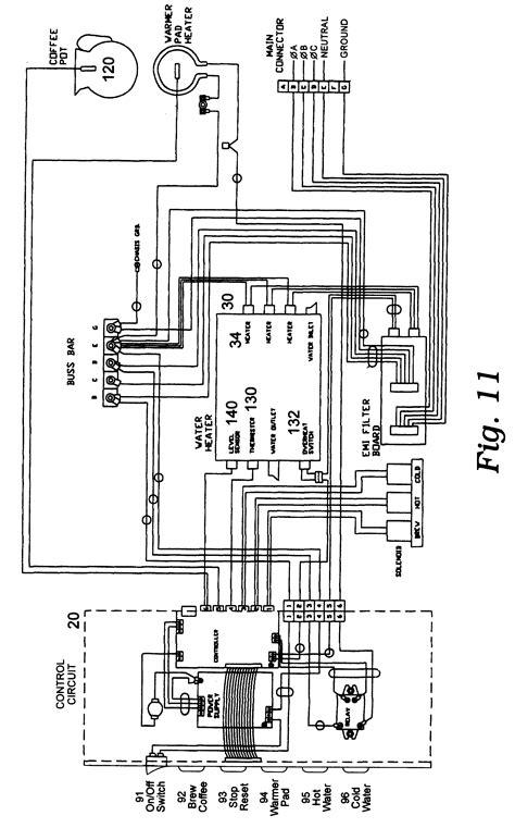 patent us6227101 coffeemaker with automated interlocks patents