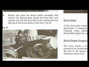 Arctic Cat Eltigre Service Parts Manuals 360pg For 197