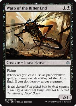 Magic The Gathering Insect Deck by Exclusive Cards In Hour Of Devastation Planeswalker Decks