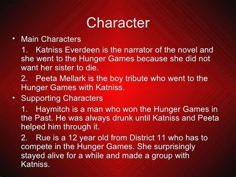 hunger games book  summary  hunger games book
