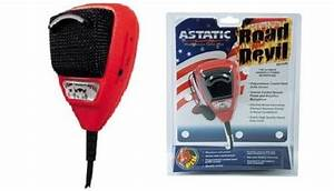 Astatic Rd104e Road Devil Amplified 4