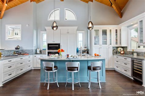 transitional coastal kitchen remodel nkba
