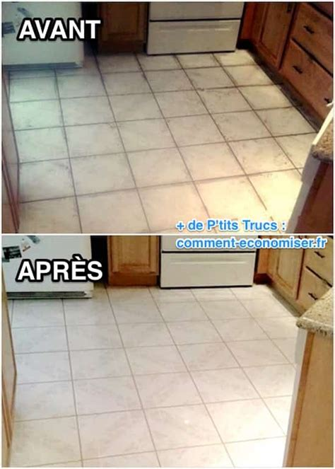 comment faire briller le sol de votre cuisine facilement