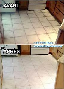 comment faire briller le sol de votre cuisine facilement With comment nettoyer sol carrelage tres sale