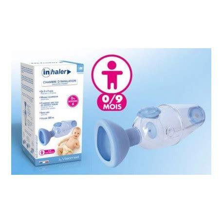 chambre d inhalation bébé inhaler chambre d 39 inhalation avec valves en silicone visiomed