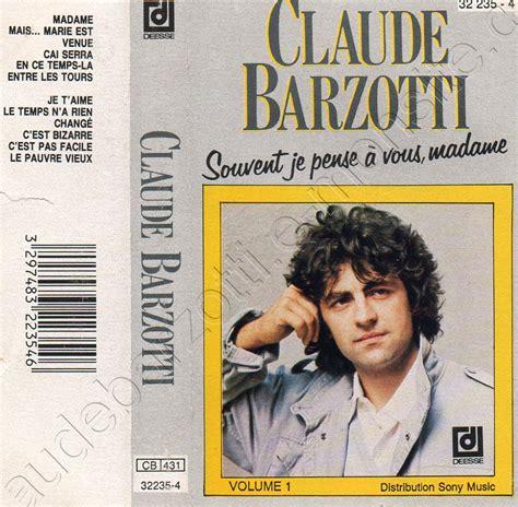 TÉLÉCHARGER CLAUDE BARZOTTI MADAME MP3 GRATUIT
