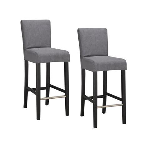 chaise de cuisine grise chaise haute cuisine grise