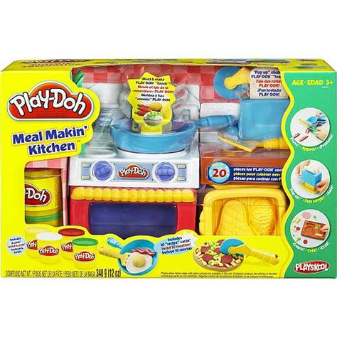 play doh with food meal makin 39 kitchen toys quot r quot us