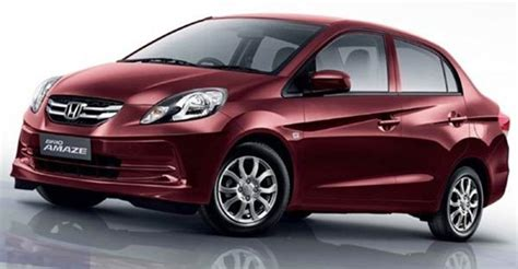 Honda Amaze Price List, Video Review, Variants And Features