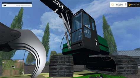 fdr t220l grapple loader farming simulator 2017 mods farming simulator 2015 mods fs 2015 ls