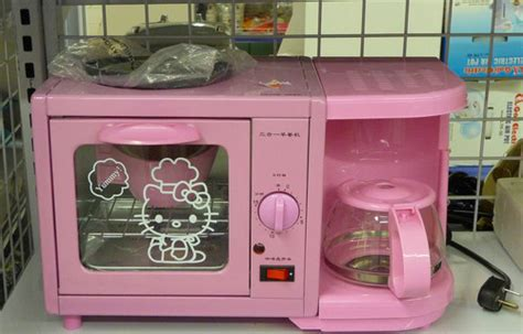 Where to Buy Hello Kitty Microwave and What its Features
