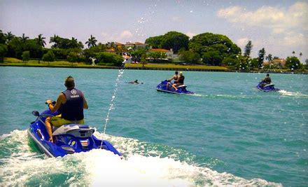 Miami Boat Rental Groupon by Miami Jet Ski Rental Inc Miami Fl Groupon