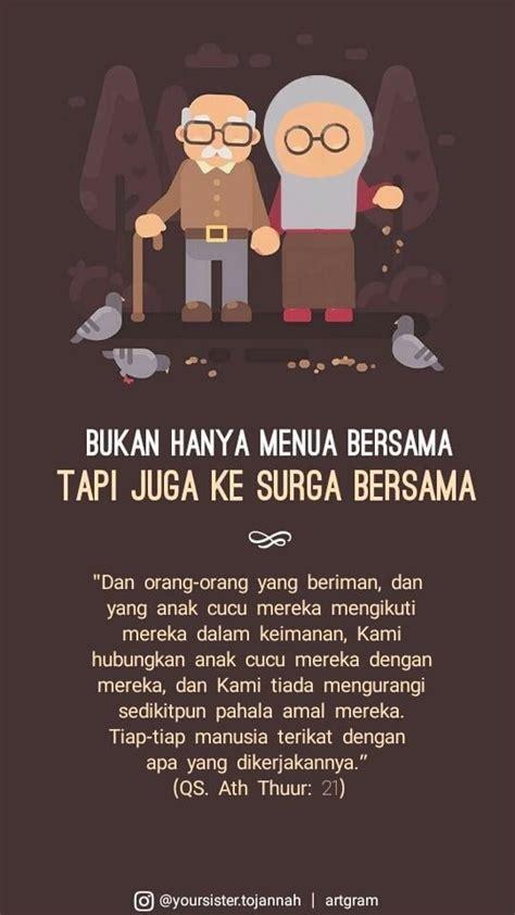 pin oleh numpy aja  reminder islamic quotes motivasi