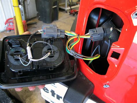 2013 jeep wrangler curt t connector vehicle wiring harness with 4 pole flat trailer connector