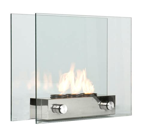 portable indoor fireplace 32 quot martin hudson portable indoor outdoor gel
