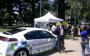 AltCar Expo & Conference   Clean Vehicle Rebate Project