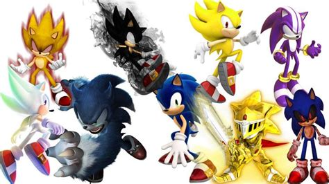 sonic forms sonic  hedgehog sonic sonic unleashed