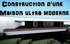 HD wallpapers maison ultra moderne minecraft tuto wallpaper-android ...