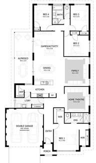 4 bedroom 1 house plans 4 bedroom house plans home designs celebration homes inspiring four bedroom house plans home