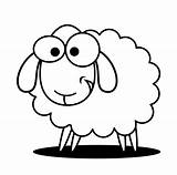 Sheep Coloring Clipart Transparent Webstockreview Eid Found sketch template