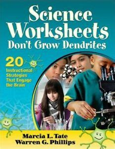 science worksheets dont grow dendrites  instructional