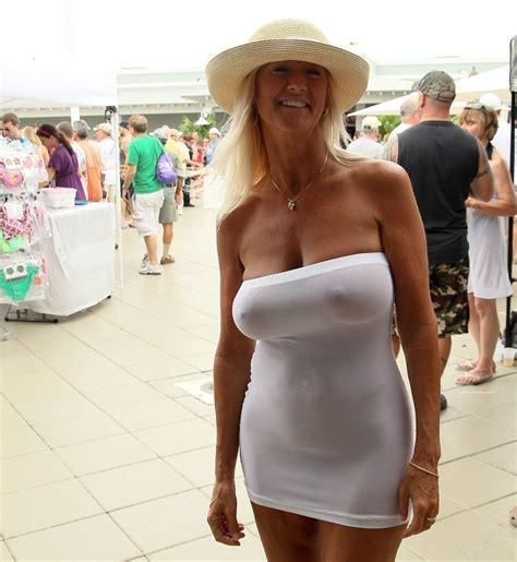 Busty Blonde Milf Seethru Porn Photo Eporner