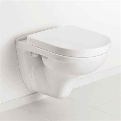 villeroy und boch o novo spülrandlos villeroy boch o novo compact combipack wc suspendu 224