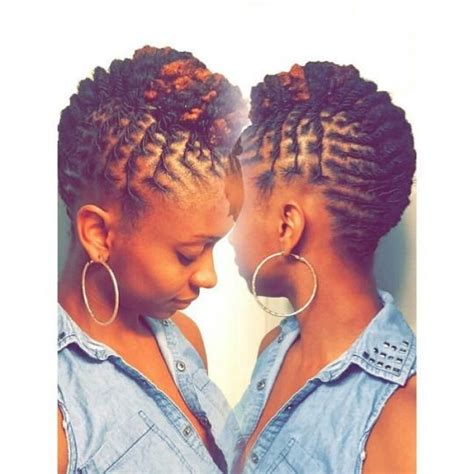 elegant locs updo for short locs locs updo beauty