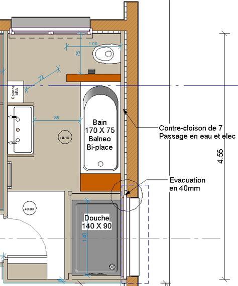 Évacuation Salle De Bain